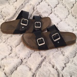 05067b9e5eac Mad Love Shoes - ✨Target double strap w  buckle sandals super cute!